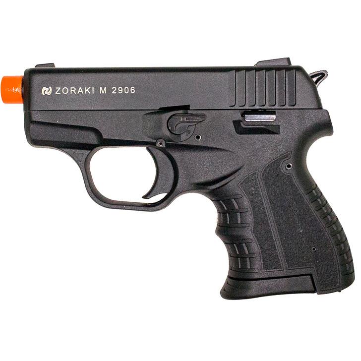 ZORAKI M2906 Semi-Auto Blank Pistol - Black Main Image