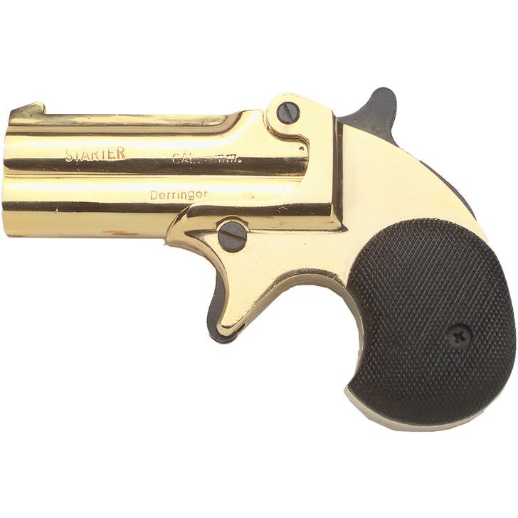 Kimar Old West Replica .22 Caliber Blank Firing Derringer Gold Finish Main Image