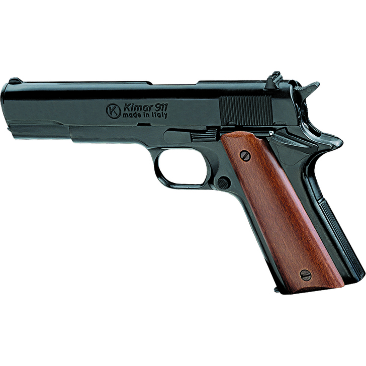 Kimar Mod. 911 8MM Semi-Auto Blank Firing Pistol - Black Finish Main Image