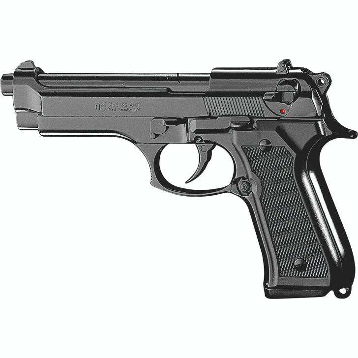 Kimar Mod. 92 8MM Semi-Auto Blank Firing Pistol - Black Finish Main Image