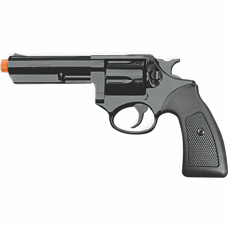 Kimar Power Front Firing Blank Revolver - Black Finish Main Image