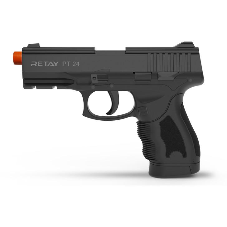 Retay PT24 Blank Pistol 9MM PAK Black Main Image