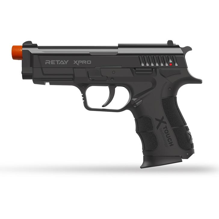 Retay XPRO Blank Pistol 9MM PAK Black Main Image