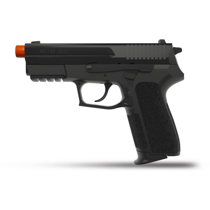 Retay S2022 Blank Pistol 9MM PAK Black Main Image