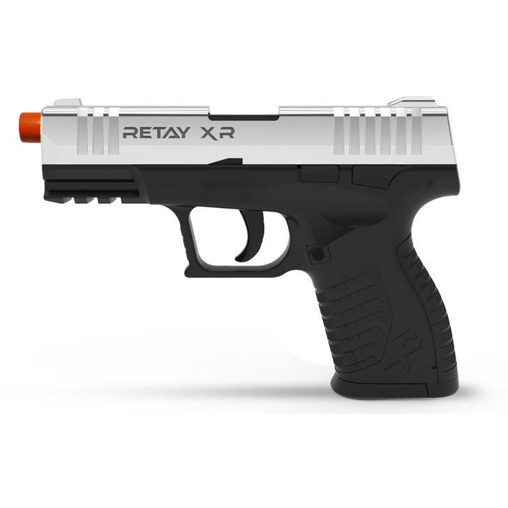 Retay XR Blank Pistol 9MM PAK Nickel Main Image