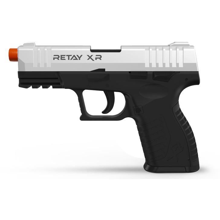 Retay XR Blank Pistol 9MM PAK Chrome Main Image