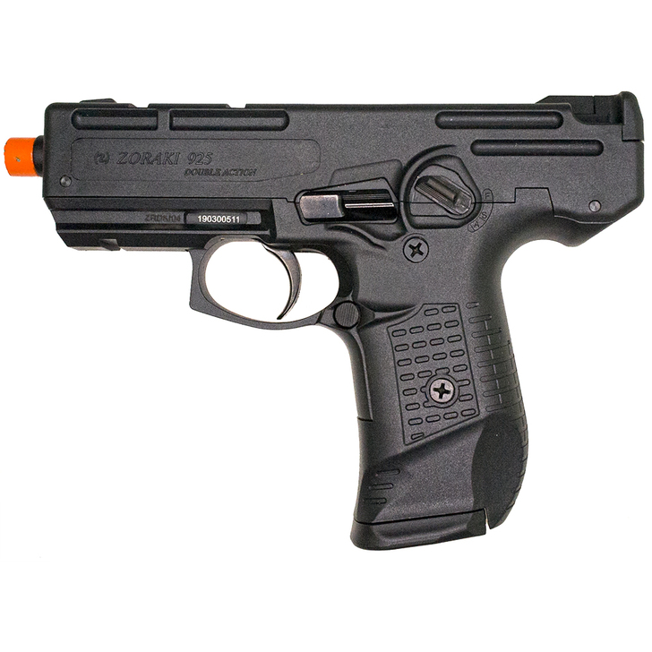 ZORAKI 925 Semi Auto Blank Pistol - Black Main Image