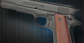 8mm Blank Guns
