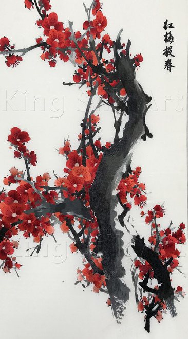 King Silk Art Flower Cherry Blossom 77591