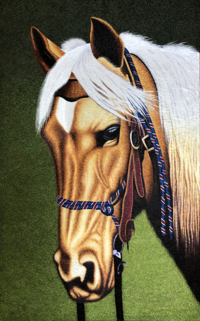 King Silk Art  Wildlife Horse 74147