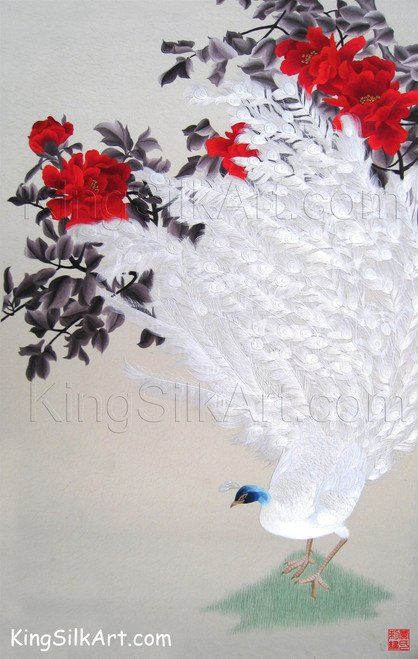 King Silk Art Wildlife Bird  71010