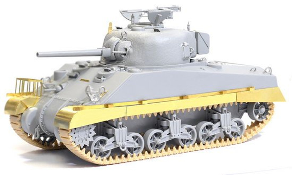 Cyber Hobby 6527  1/35 Sherman Mk.III DV Initial Production