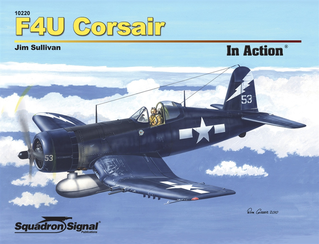 F4U Corsair in Action Squadron/Signal SS10220