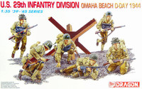 Dragon 6211  1/35  U.S. 29th Infantry Division (Omaha Beach, D-Day 1944)