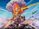 The Lost Worlds of Josh Kirby Game Overview