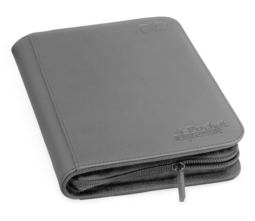 4 Pocket Zipfolio Xenoskin Deck Case