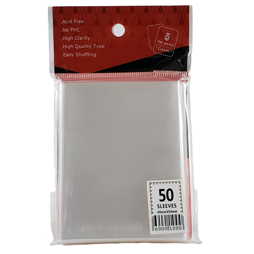 Walk in Time - Thickening Card Sleeves 69 x 94mm