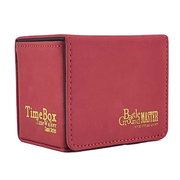Battle Master Deck Box Red Front