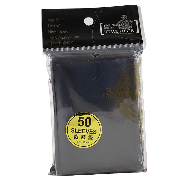 Competitive Classic Card Sleeves 67mm x 92mm