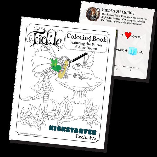 Fickle eBook