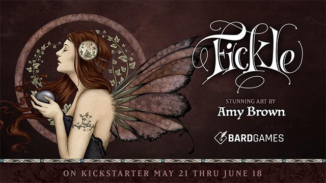 Visit Fickle Kickstarter Page