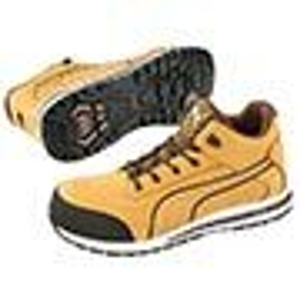 All Men's Work & Safety Shoes