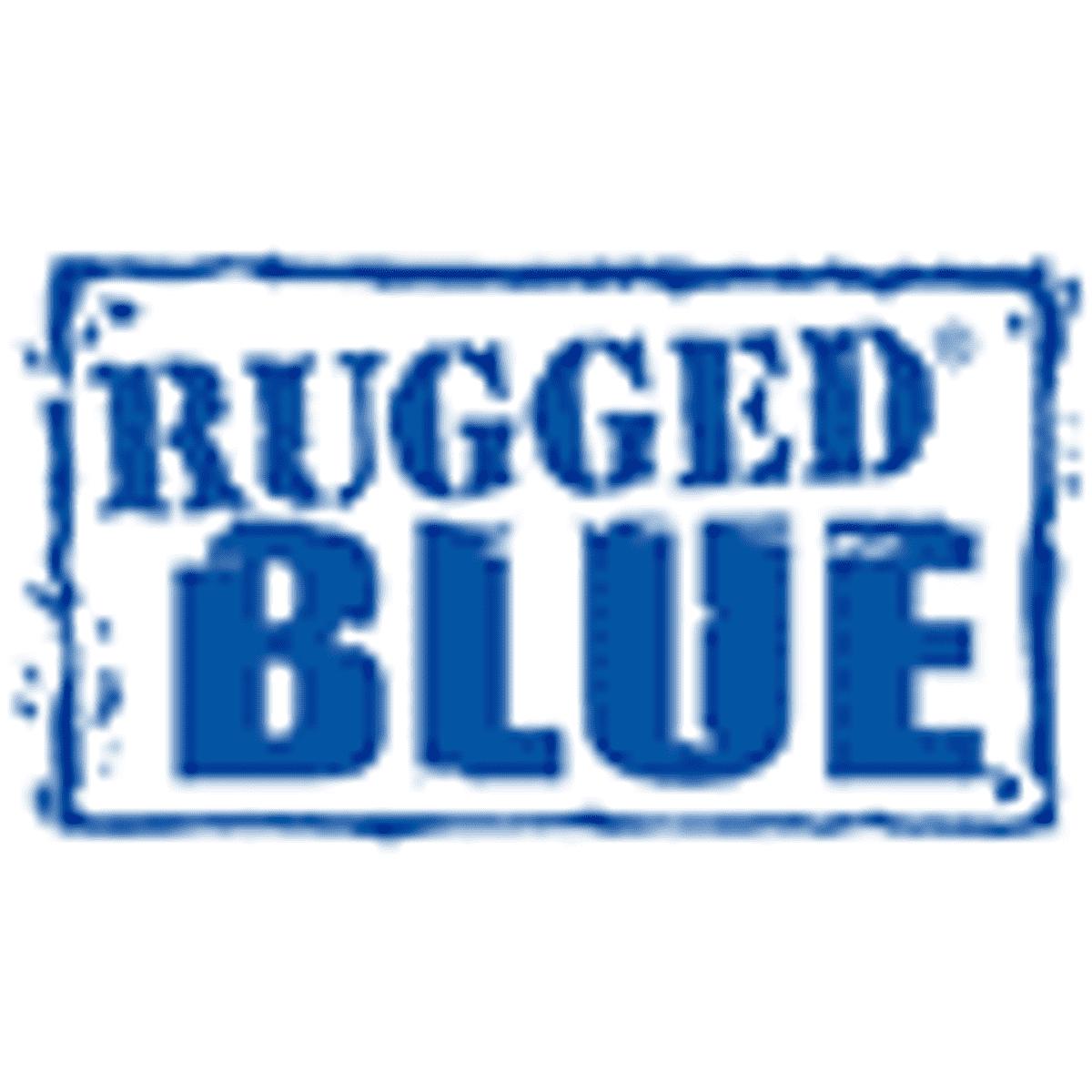 Rugged Blue Pants