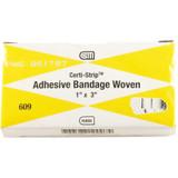 "Cert Strip Woven Bandages, 1"" x 3"", 16 pack"