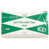 Eye Pads and Tape, 4 pack