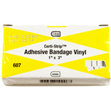 "Cert Strip Plastic Bandages, 1"" x 3"", 16 pack"