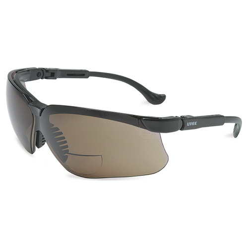Uvex Genesis Reader Safety Glasses w/ Grey Lens