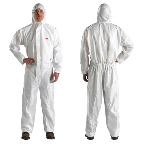 3M Disposable Protective Coverall - 4510 - Available in Sizes M, L & 2XL