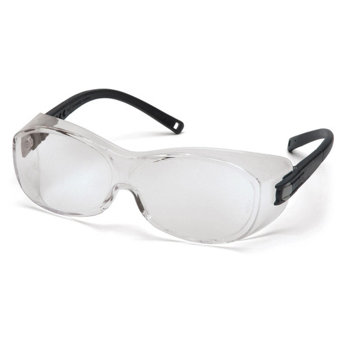Pyramex OTS Clear Lens Safety Glasses - S3510SJ