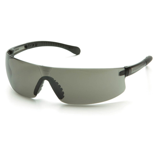 Pyramex Safety Provoq Safety Glasses - Gray Frame/Gray Lens