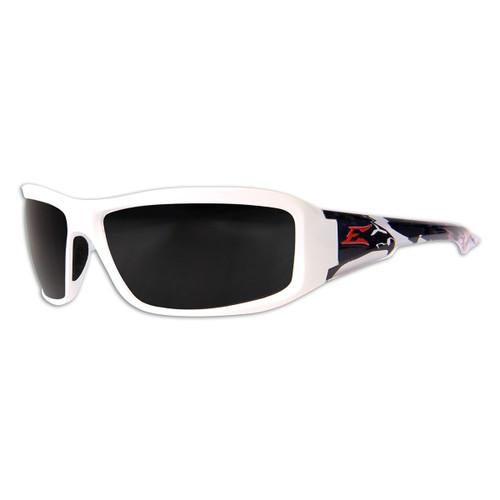 Edge Brazeau Patriot 2 Safety Glasses - Smoke Lens