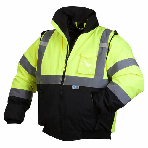Pyramex Class 3 Weatherproof Quilted Lined Jacket