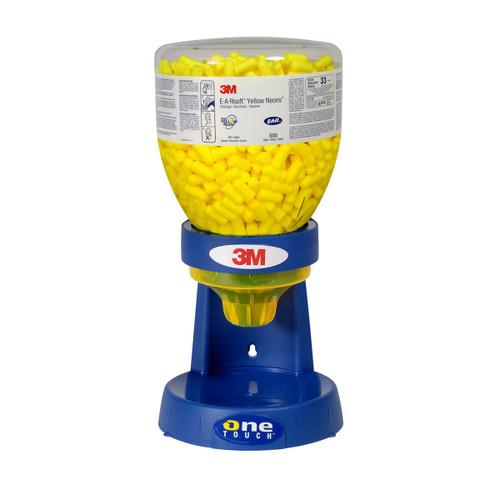 3M E-A-Rsoft Yellow Neons One Touch Dispenser Refill