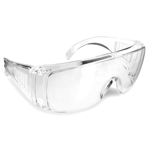 Rugged Blue Visitor Safety Glasses