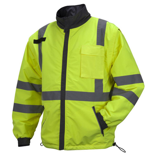 High-Vis Lime Green