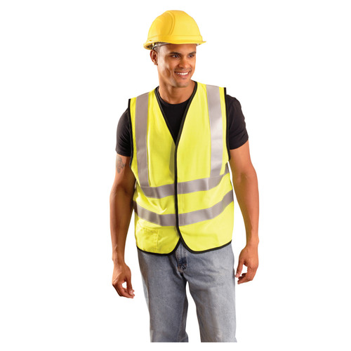 Occunomix Flame Resistant Safety Vest-LUX-SSFG