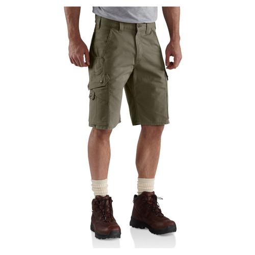Carhartt Mens Ripstop Work Shorts