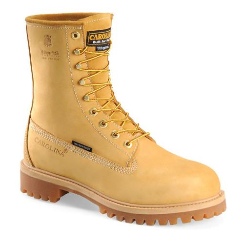 "Carolina Men's 8"" Waterproof 200G Insulated Boots - CA7145 & CA7545"