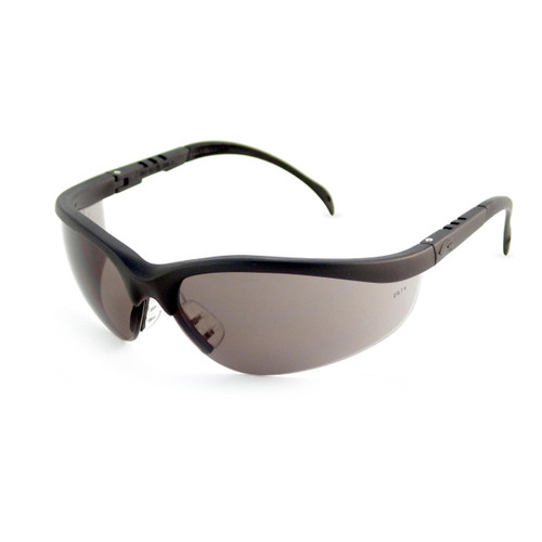 Crews Klondike Safety Glasses with Gray Lens