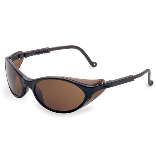Uvex Bandit Safety Glasses w/ Expresso Lens