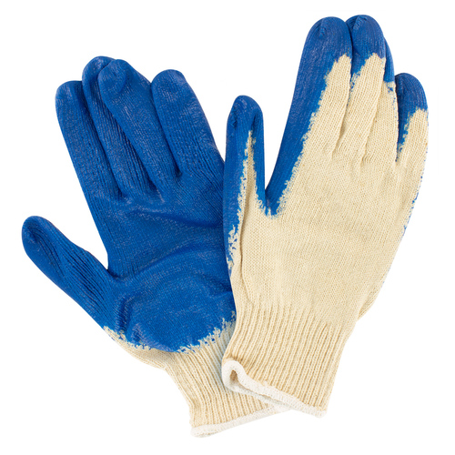 FroGrip A-Grip Blue Latex Palm Coated 4719 - Single Pair