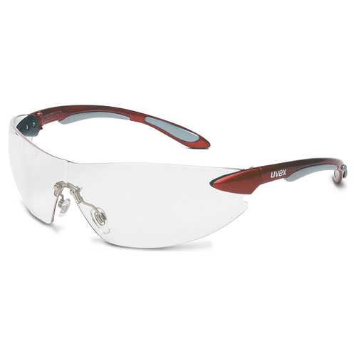 Uvex Ignite Safety Glasses w/ Clear Lens