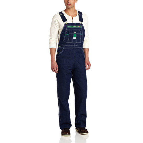Liberty Men's Rigid Denim Bib Overalls