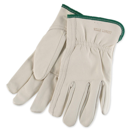 Wells Lamont Y0769 Goatskin Leather Driver Gloves - Single Pair