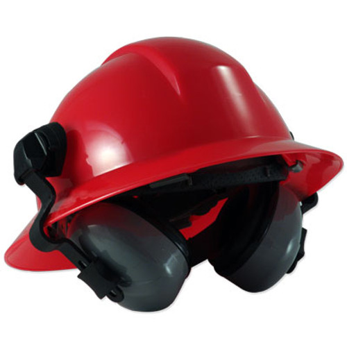 MSA Soprano Cap-Mounted Ear Muff for Full Brim Helmets