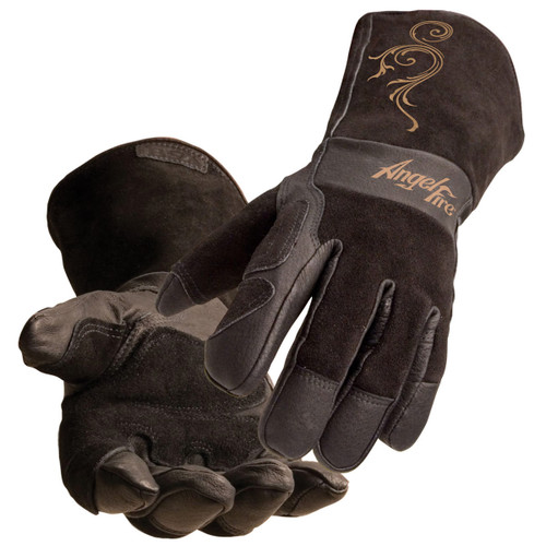 AngelFire Women's Stick Welding Gloves - LS50